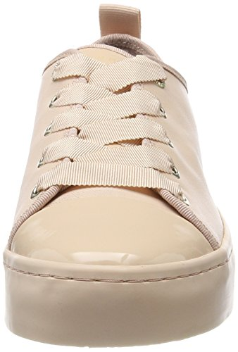 Low Pink J1285upiter Women''s Rose 3a1 top dusty Hilfiger Sneakers Tommy 0BpIAxqwE