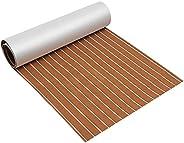 Zeeos EVA Foam Teak Floor Decking Sheet