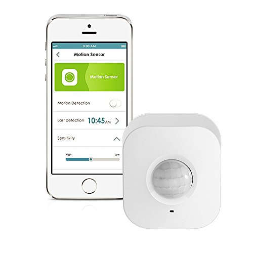 D-Link DCH-S150 mydlink Wi-Fi Smart Motion Sensor (Network Wireless Detector)