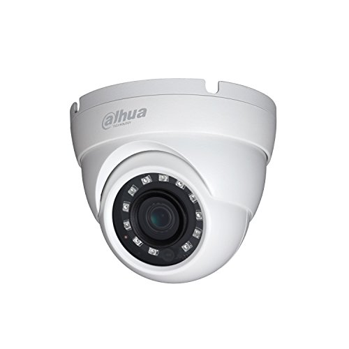Dahua HAC-HDW2401M 4MP HDCVI WDR IR Eyeball Camera (Local Support, NO LOGO) by Dahua OEM