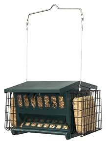 Woodlink, Ltd. Cherry Valley Feeder Hopper with Suet Cages ...