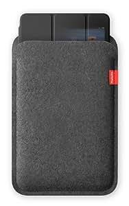 Freiwild Sleeve 7+ - fundas para tablets (Funda, Gris, Felt, Lana, 16,7 cm, 23,4 cm)