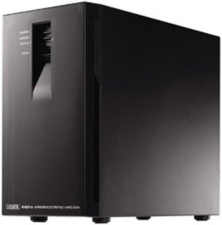 I-O DATA RAID 0・1対応 USB 2.0/1.1 ハードディスク 1.0TB RHD2-U1.0T