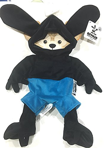 Costume Oswald Disney (Disney Parks Oswald the Lucky Rabbit Clothes for 17 inch Duffy Bear)