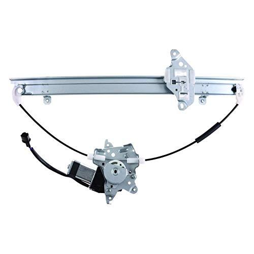 Front Driver/'s Window Power Regulator w//Motor fits 05-15 Nissan Frontier Xterra