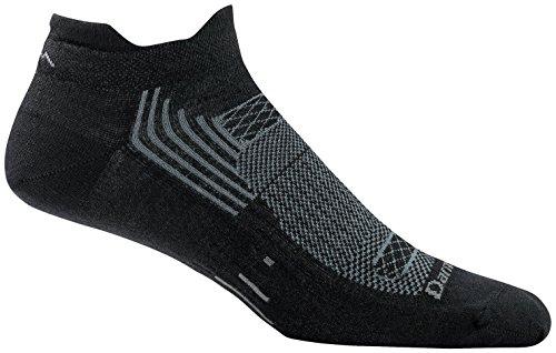 Show Tab Light Sock - Men's Black Large ()