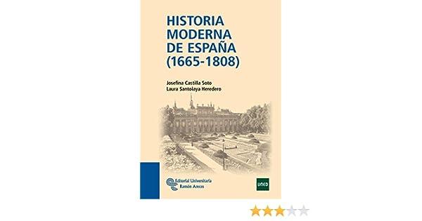 Historia Moderna de España (1665-1808) (Manuales): Amazon.es ...