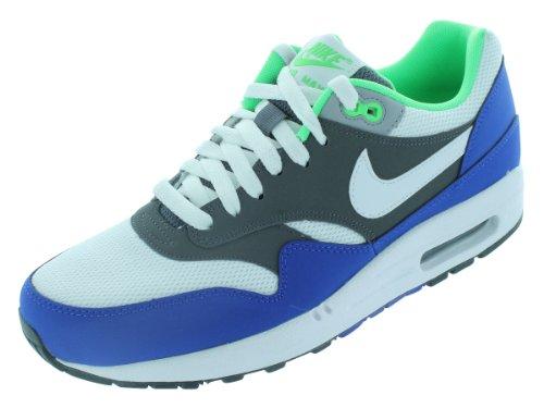 Nike Air Max 1 Essential 537383-114 Weiß-Grau-Blau Größe 47,5 US 13 UK 12 31 cm