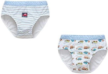 綿100% 下着 キッズ 男の子 - 男児 パンツ通気 ショーツ幼稚園 子供服インナー乗り物 パンツ2枚セット