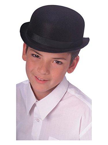 Rubie's Costume Co. Child Dura. Derby Hat-Bk Costume -