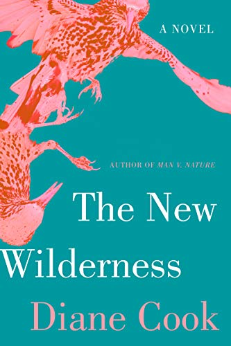 Book Cover: The New Wilderness
