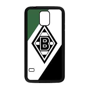 Generic Retro FC Borussia Dortmund Logo Snap On Hard Plastic Case for Samsung Galaxy S5