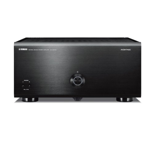Yamaha MX-A5000BL AVENTAGE 11-Channel Power Amplifier by Yamaha