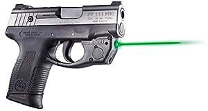 ArmaLaser Taurus Millenium Pro PT111 PT140 PT745 TR11G Super-Bright Green Laser with Grip Activation