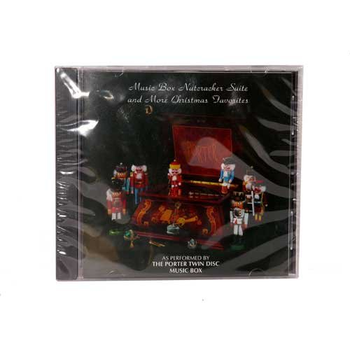 Music Box Nutcracker Suite CD