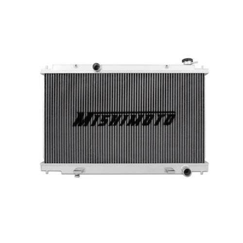 Mishimoto MMRAD-NIS-08 Nissan Maxima Performance Aluminum Radiator, 2004-2008, Silver