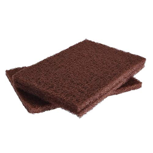 Hot!Emery Cleaning Wipe Ninasill Kitchen Utensils Cleaning Cloth Soft Not Hurting The Hand Washing Cloth ()