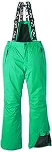 CMP Skihose - Pantalones de esquí para niña, color verde, talla DE: 140