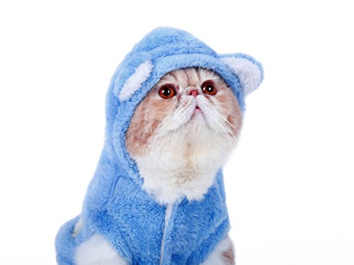 PLS-Pet-Halloween-Hoodie-for-CatsHoodie-for-Dogs-Winter-Dog-Coat-Dog-Costume-Cat-Costume-Protects-from-Cold-Weather-Halloween-Sale