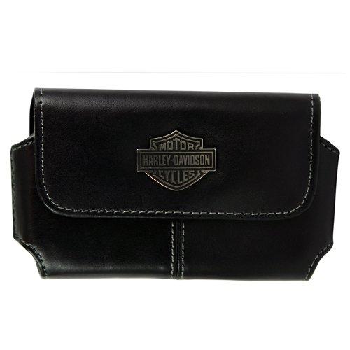 Harley Davidison Genuine Leather Horizontal Carry Case fo...