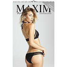 Maxim 2018 Oversized Calendar