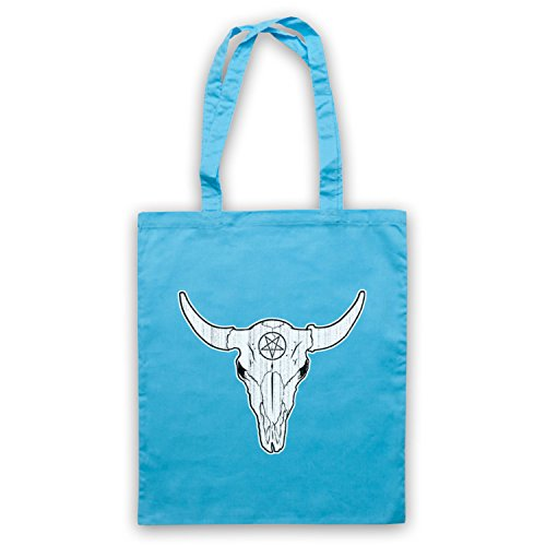 Bolso Clothing amp; Icon Azul Mujer Claro Size Cruzados My One Art Para I7nw6Exq