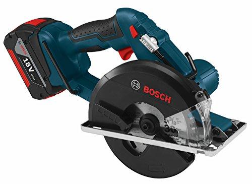 Bosch CSM180-01 18V Lithium-Ion Metal Cutting Circular Saw