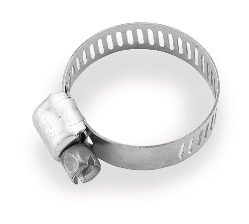Helix Racing Hose Clamps 10-27MM 10 PC Stainless Steel