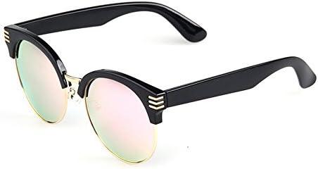 Gafas de Sol de Mujer Gafas de Sol polarizadas Retro Semi ...