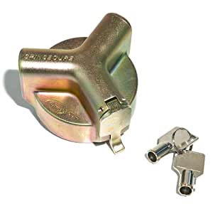 Heating Oil Tank Lock for use on speedFiLL type adapters (FSS-750-QF)