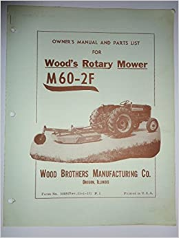 Woods M60-2F (for IH Fast Hitch Tractors) Rotary Cutter