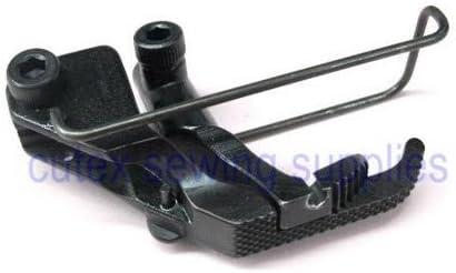 Right Zipper Presser Foot Set For Juki LU-1509 LU-2212 Sewing Machine LU-2210