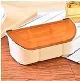 GuiXinWeiHeng 5pcs Seasoning Box Set Seasoning Box Combination Seasoning Box Spice jar Seasoning box(color random) , pink