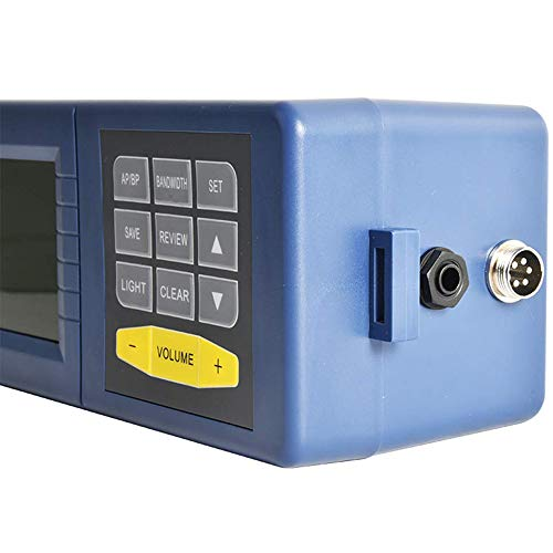 TECHTONGDA Underground Water Leak Detector High Precision Water Pipe Leak Detector for Underground Pipe Wall Pipe Leak Detector (13feet(4M))