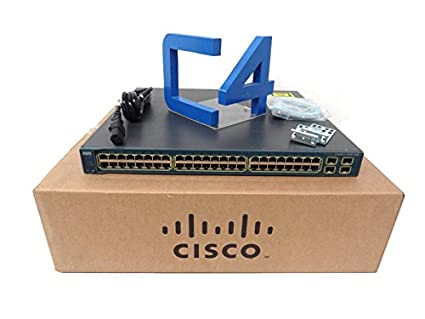 Amazon com: Cisco Catalyst 3560G-48TS - switch - 48 ports