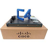 Cisco Catalyst 3560G-48TS - switch - 48 ports - managed - desktop (WS-C3560G-48TS-S) -