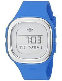 Adidas Unisex ADH3034 Denver Digital Display Analog Quartz Blue Watch
