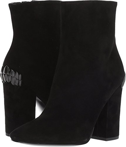 Women's Zip KENDALL Booties Suede Haedyn Black KYLIE Hq5nx564