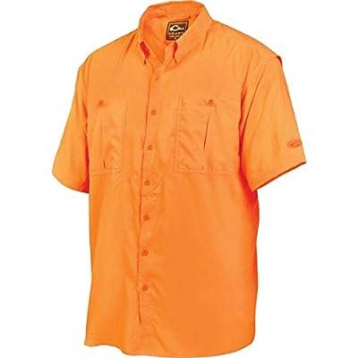 Drake Flyweight Shirt Vented Back Short Sleeve