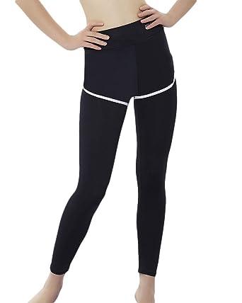 Pantalon De Yoga Femmes Leggings Taille Haute Élastique Fitness Sports  Pantalons  Amazon.fr  Vêtements et accessoires 5c74fef8bf3