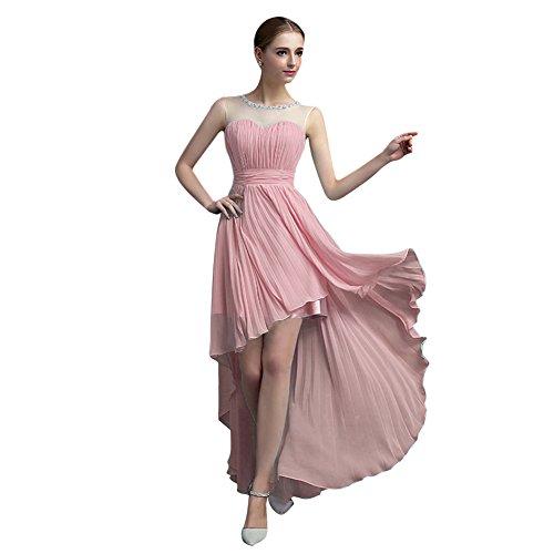 Vimans -  Vestito  - linea ad a - Donna Light Pink 46