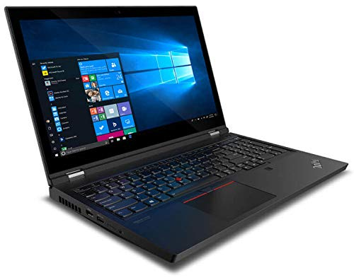 "Lenovo ThinkPad P15 Gen 1 - High-End Workstation Laptop: Intel 10th Gen i7-10875H Octa-Core, 128GB RAM, 2TB NVMe SSD, 15.6"" FHD IPS HDR Display, NVIDIA Quadro T2000, Win 10 Pro, Black"