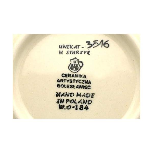 Polish Pottery Mug – 11 oz. Bubble – Unikat Signature U3516