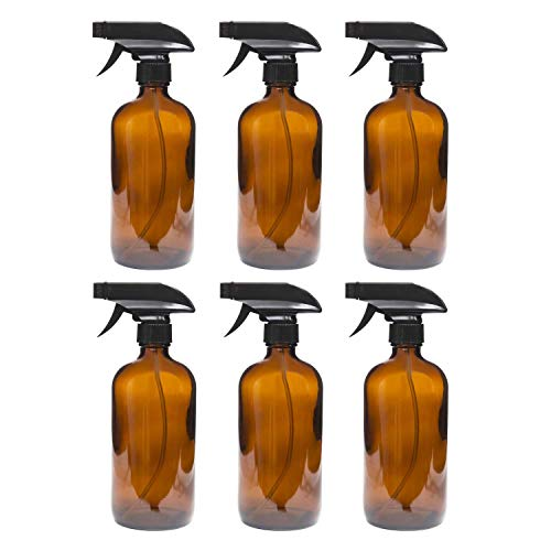 Houseables Essential Oil Spray Bottles, Sprayer, 16 oz, 8.25