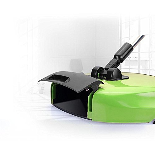 BPG Spin Broom/Sweeper, As Seen on TV.Lightweight Cordless Spinning Broom for Sweeping Hard Surfaces Like Wood, Tiles and Concrete. 3-In-1 Non-Electricity Lazy Push Dust Collector. (Random) by BPG (Image #9)