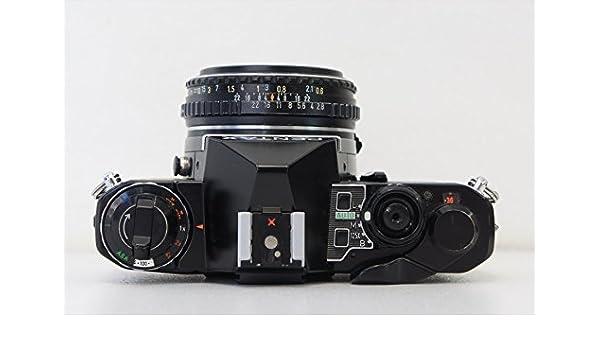 Pentax analógico ME Super protector de pantalla de cámaras réflex ...