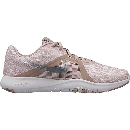 Multicolore 8 Vast Grey 200 NIKE Flex Print de Diffused W Compétition Running Silver Taupe Chaussures Metallic Femme Trainer ZRtfxvawqR