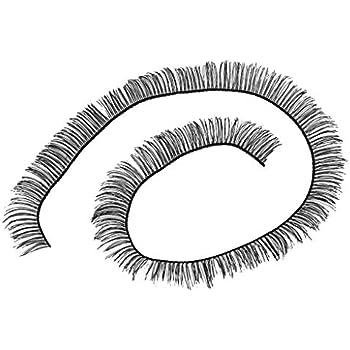 89b372093b6 Homyl 10 Pieces Curly Plastic False Baby Doll Eyelashes For BJD Doll Eye  Makeup 18cm Length
