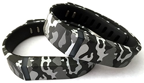 Camouflage Military Replacement Wireless Wristband