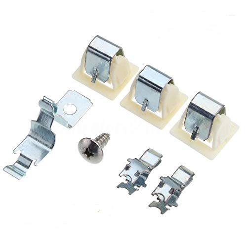 MAYITOP 279570 Dryer Door Latch Strike/Catch Kit Set For Kenmore Whirlpool KitchenAid PS334230 AP3094183 Dryer Door Latch Kit